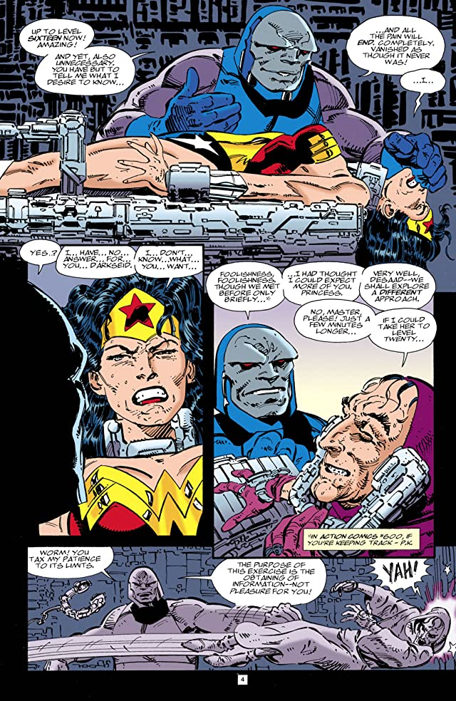 click for super-sized previews of Wonder Woman (1987-2006) #102