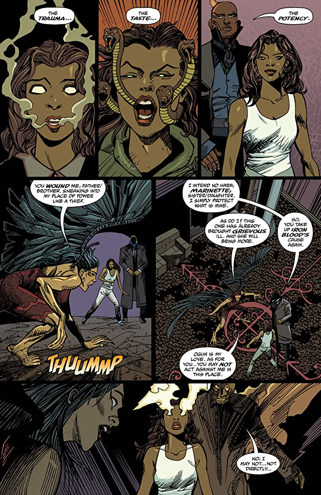 Dominique Laveau: Voodoo Child #5