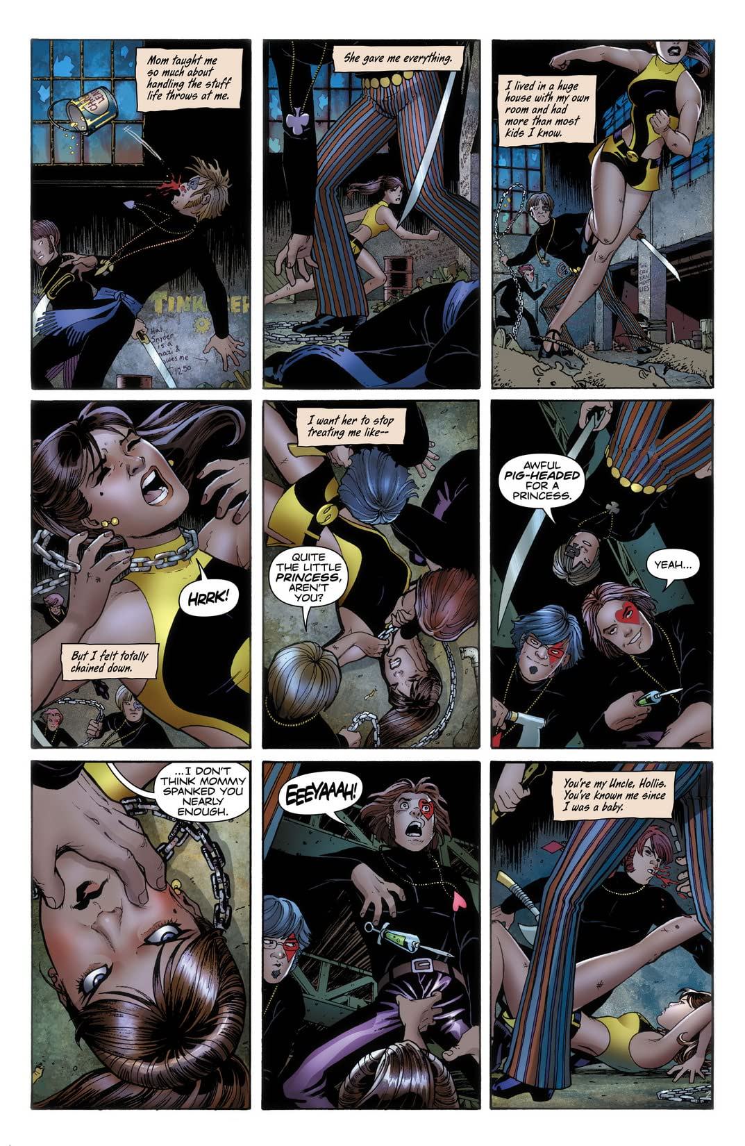 Before Watchmen: Silk Spectre #2 (of 4)