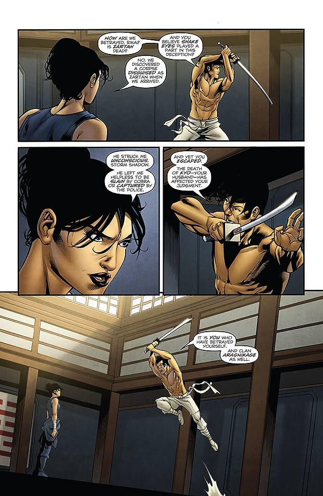 G.I. Joe: Snake Eyes (2011-2013) #15