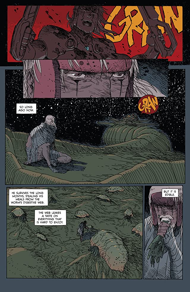 click for super-sized previews of Prophet #27