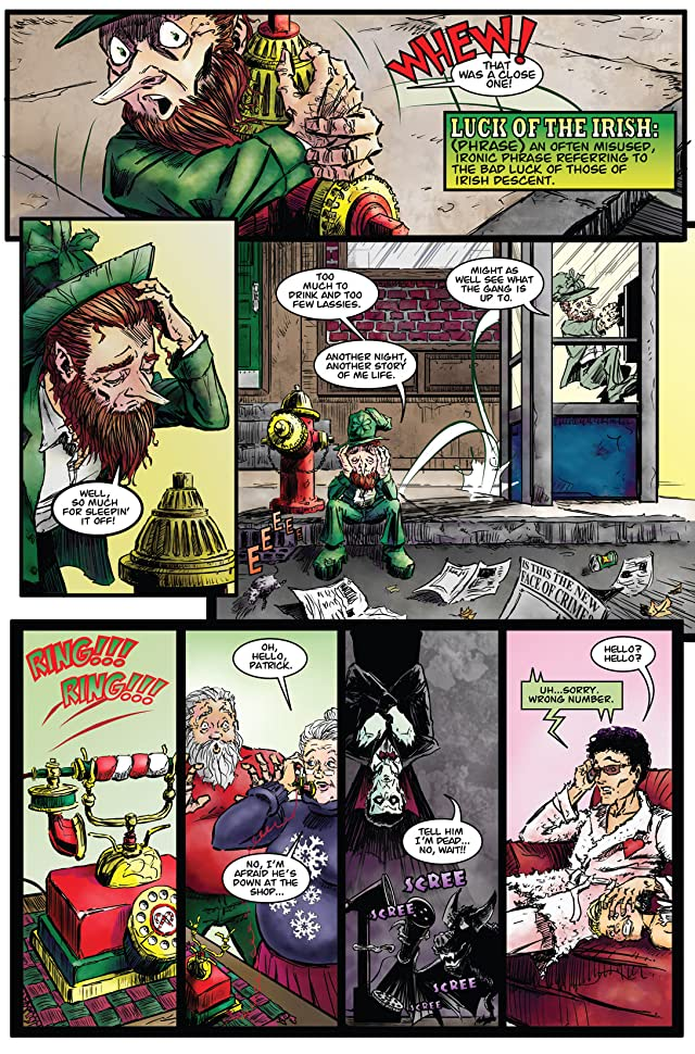 click for super-sized previews of Holidaze #2