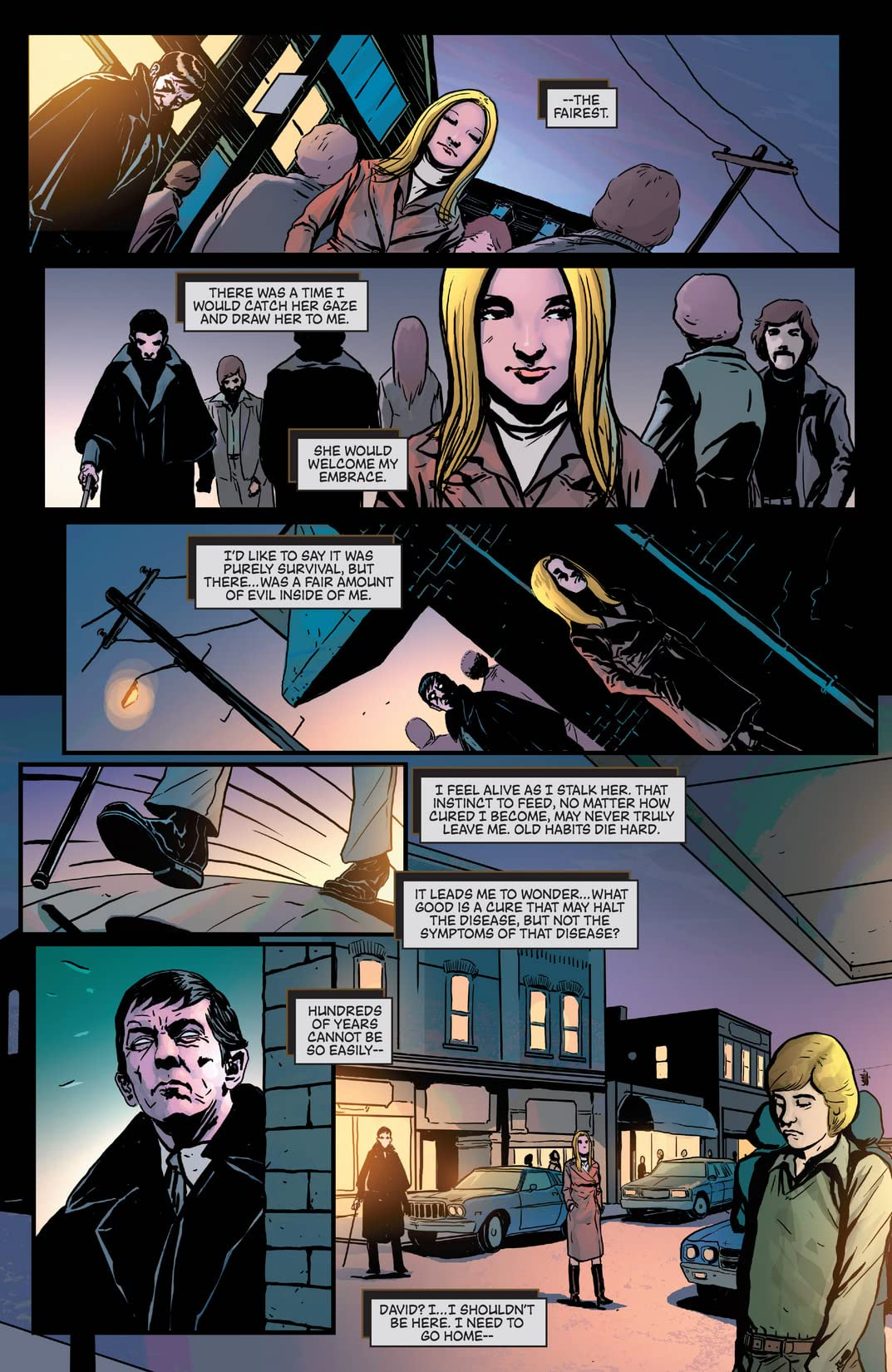 Dark Shadows (Ongoing) #6