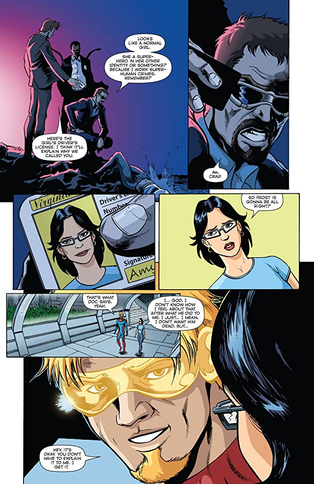 click for super-sized previews of Noble Causes #35
