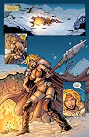Witchblade/Red Sonja #5