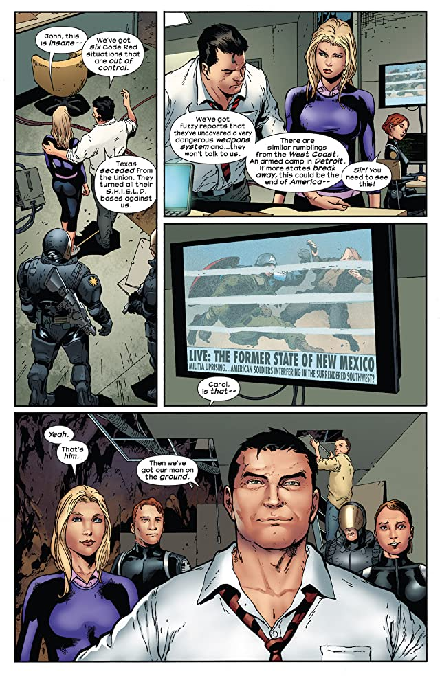 click for super-sized previews of Ultimate Comics Ultimates #13