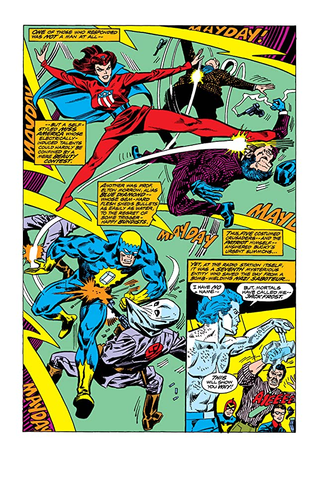 click for super-sized previews of Invaders (1975-1979) #6