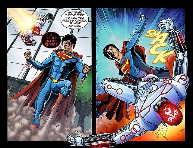 click for super-sized previews of Smallville: Season 11 #11