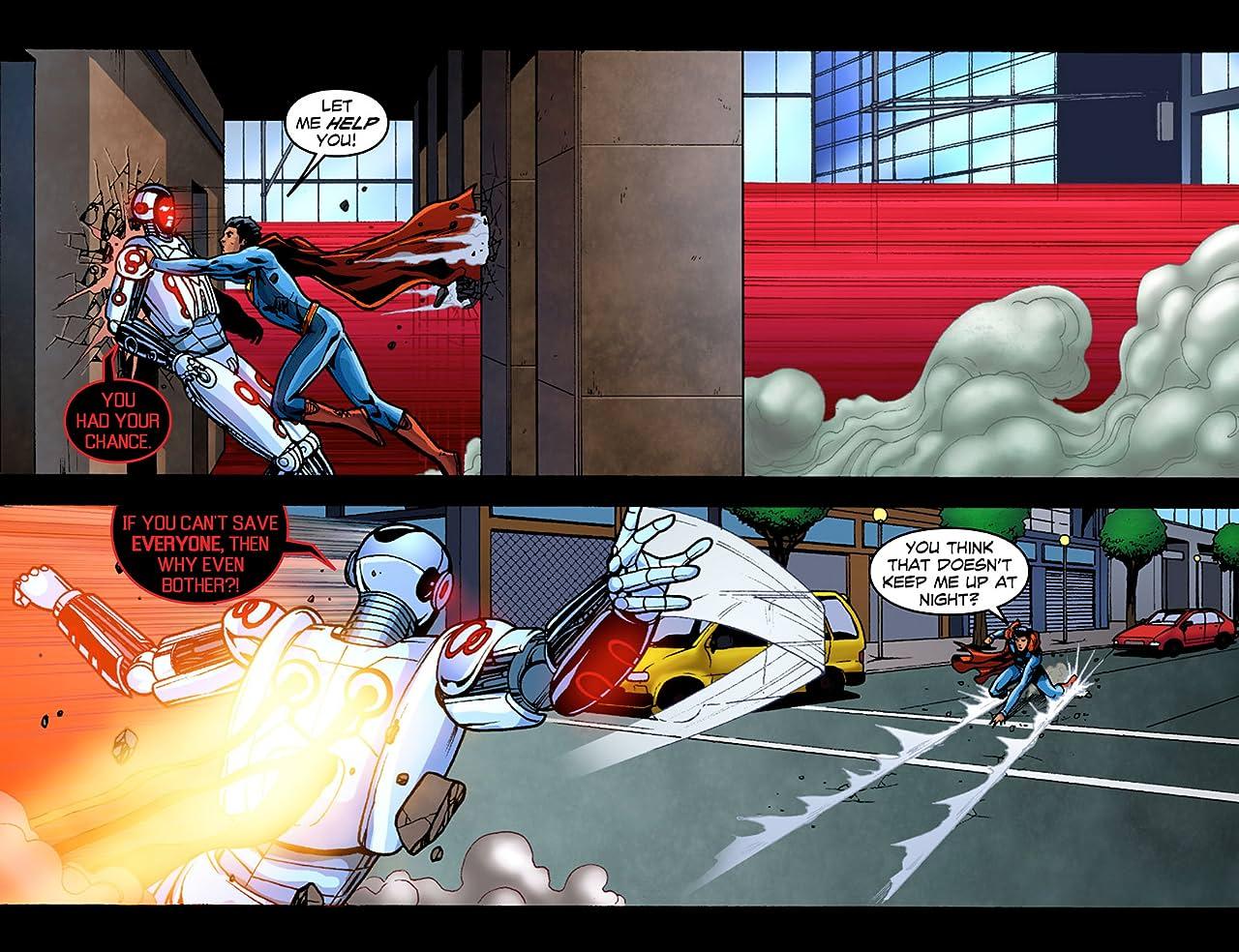 Smallville: Season 11 #11