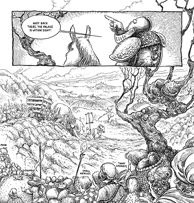 click for super-sized previews of Grubby Little Smudges of Filth #6