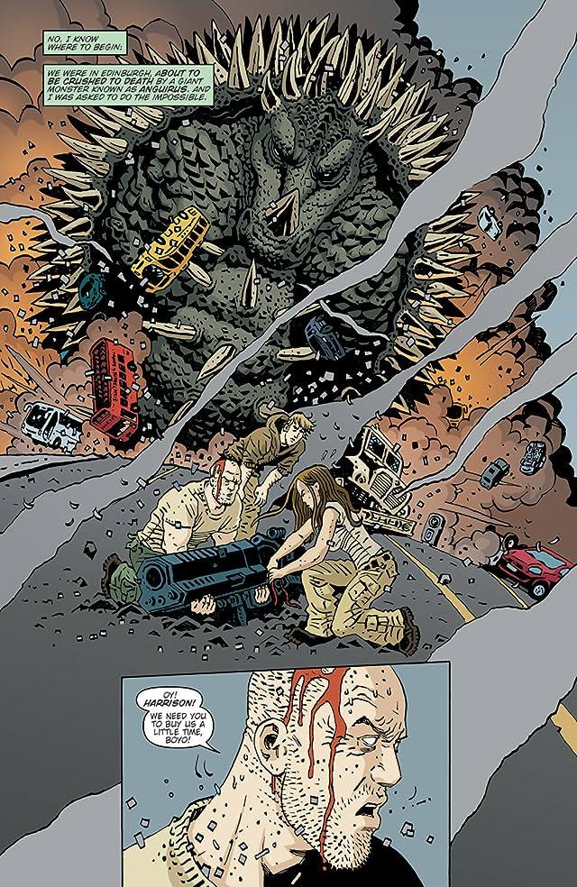 Godzilla (2011-2013) #3