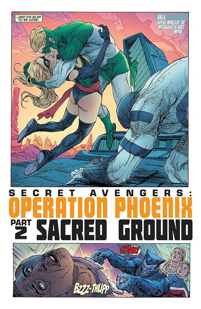 click for super-sized previews of Secret Avengers (2010-2012) #27