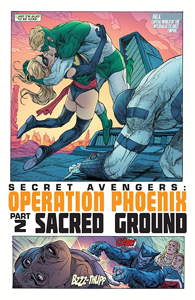 click for super-sized previews of Secret Avengers (2010-2012) #27