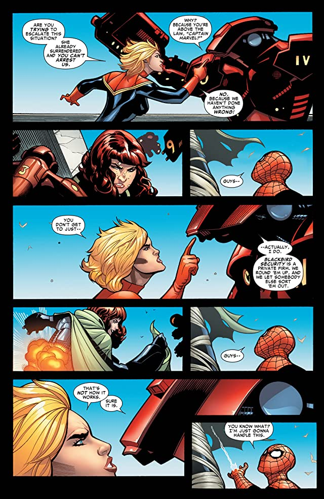 click for super-sized previews of Avenging Spider-Man (2011-2013) #10