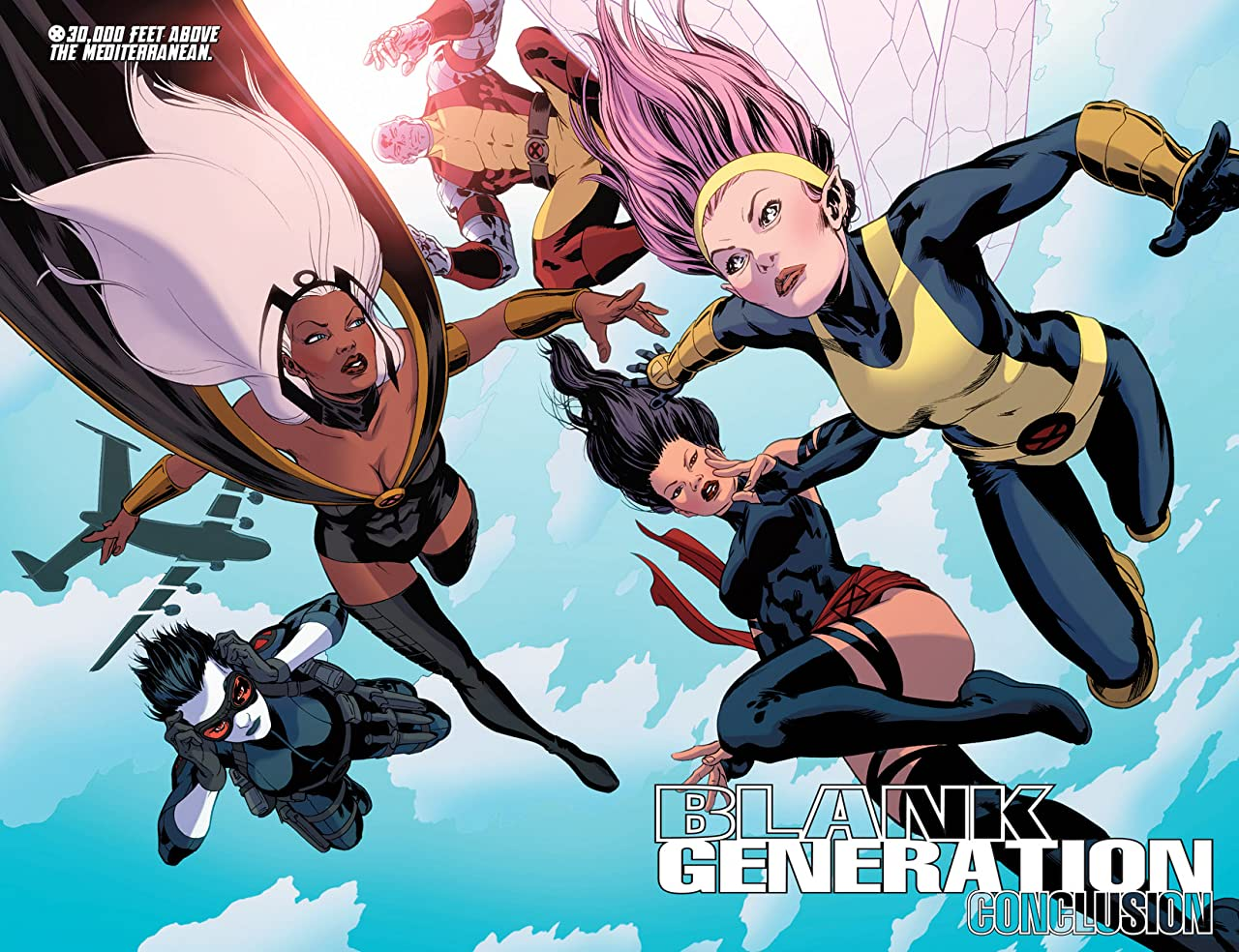 X-Men (2010-2013) #33