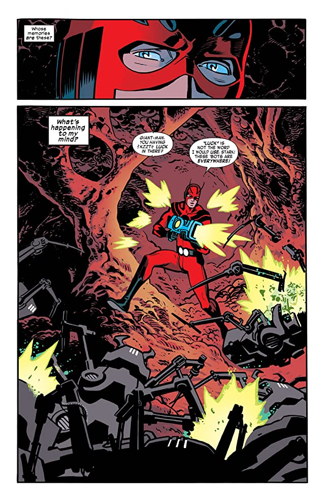 click for super-sized previews of Daredevil (2011-2014) #16