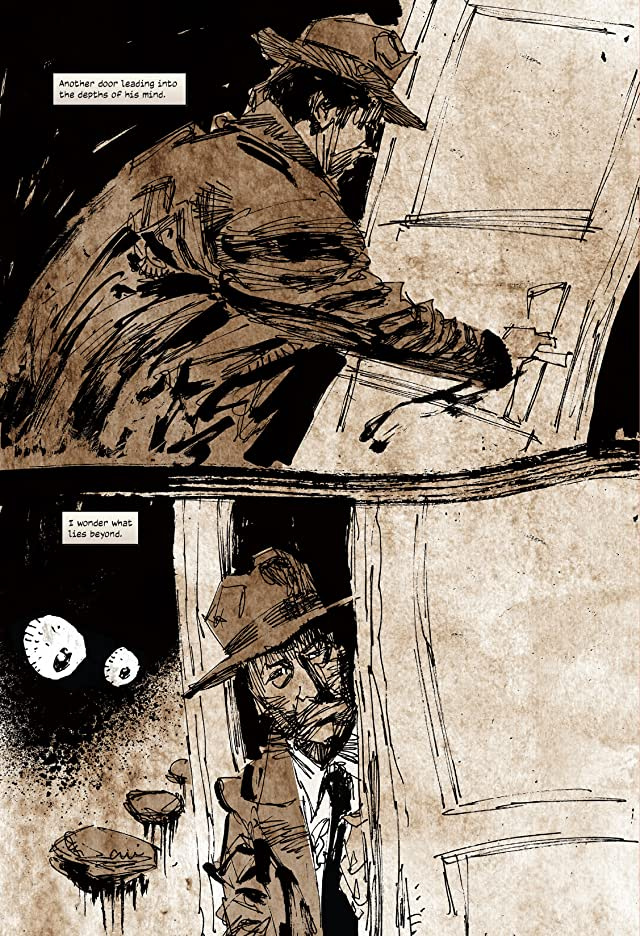 click for super-sized previews of Misery City #5