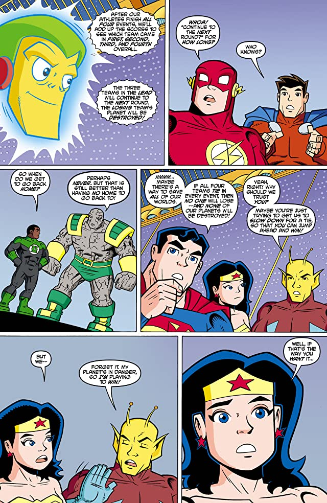 Super Friends (2008-2010) #25
