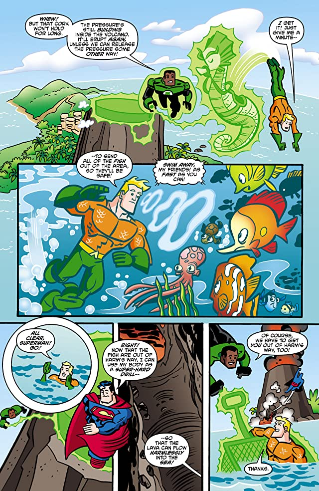 click for super-sized previews of Super Friends (2008-2010) #27