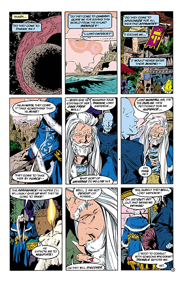 Legion of Super-Heroes (1989-2000) #6