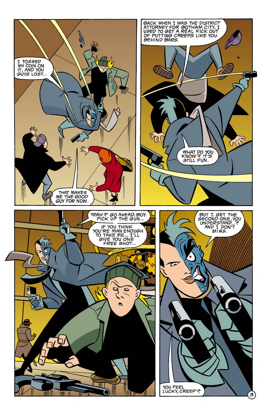 Batman: Gotham Adventures #12