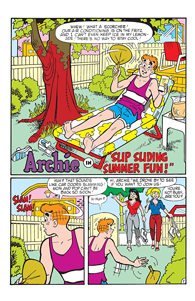 click for super-sized previews of Betty & Veronica: Beat the Heat!