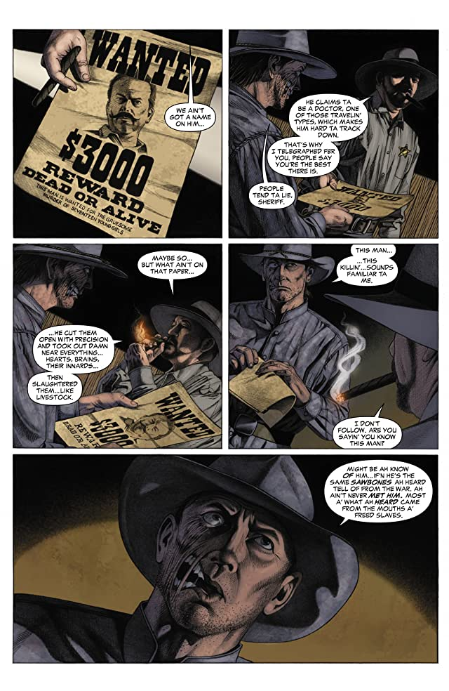 click for super-sized previews of Jonah Hex (2006-2011) #40
