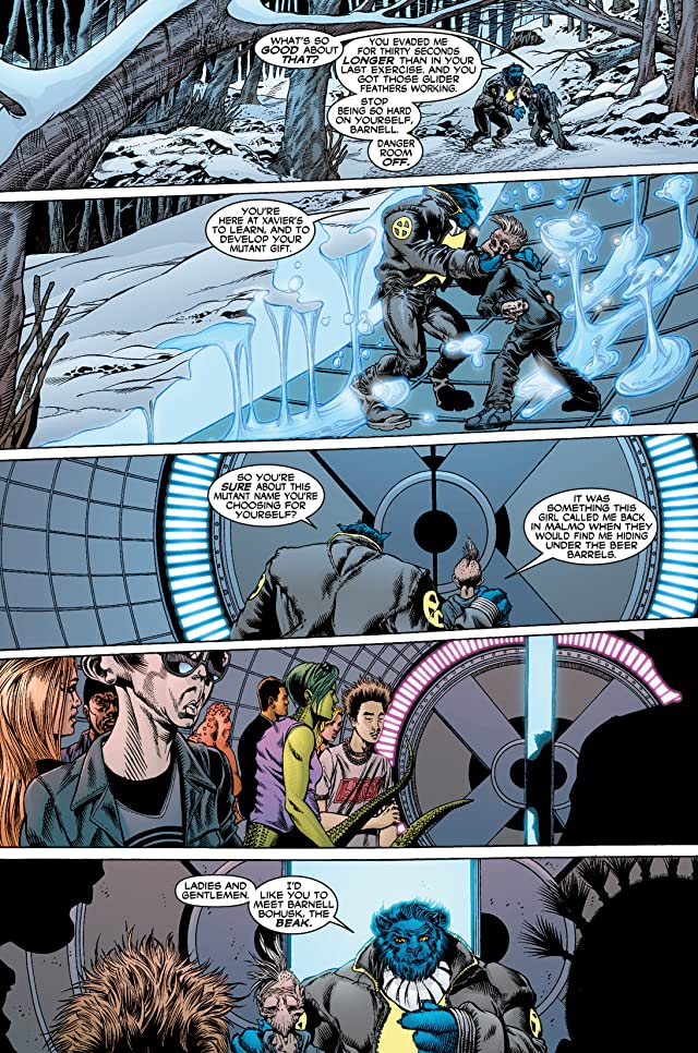 click for super-sized previews of New X-Men (2001-2004) #117