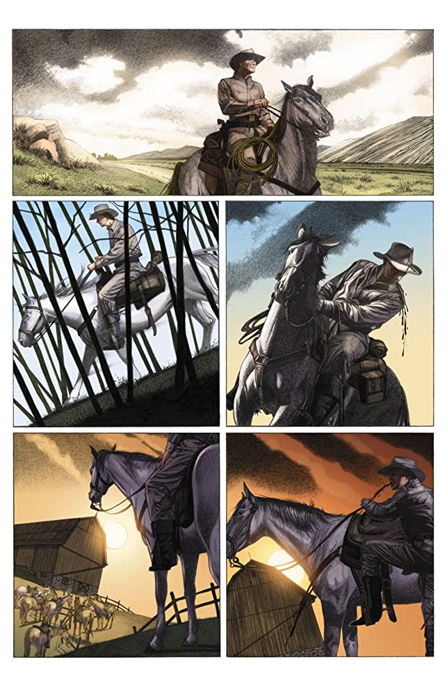 click for super-sized previews of Jonah Hex (2006-2011) #41