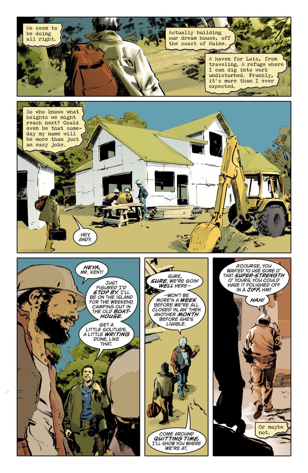 DC Comics Presents: Superman - Secret Identity #2