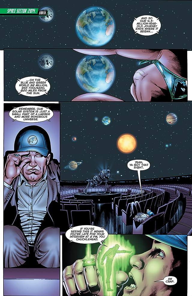 Green Lantern Corps (2011-2015) #1