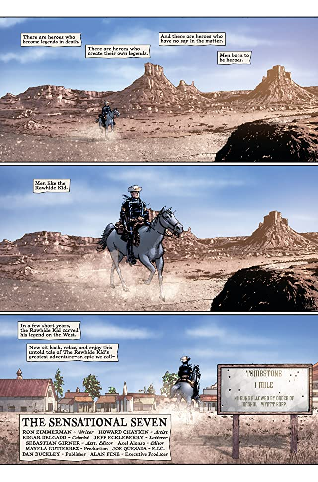 click for super-sized previews of The Rawhide Kid #1