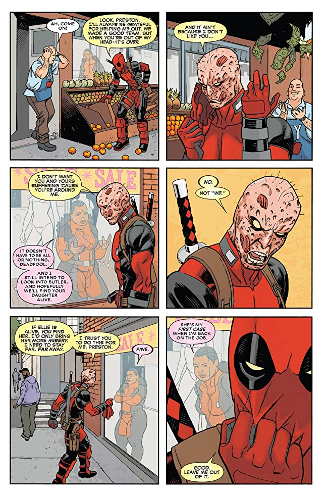 click for super-sized previews of Deadpool (2012-) #24