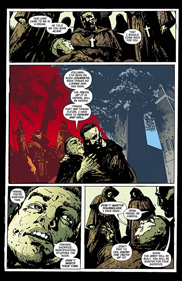 click for super-sized previews of Hellblazer #217
