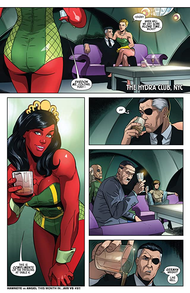 click for super-sized previews of Defenders (2011-2012) #9