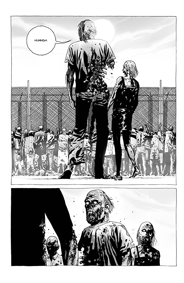 click for super-sized previews of The Walking Dead Vol. 4: The Heart's Desire