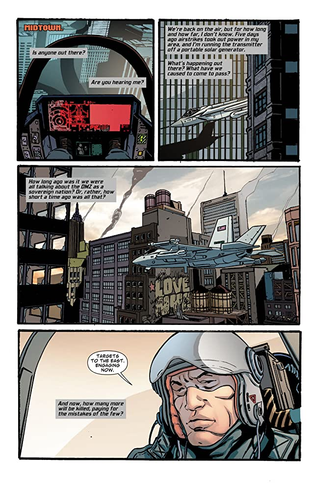 click for super-sized previews of DMZ #53