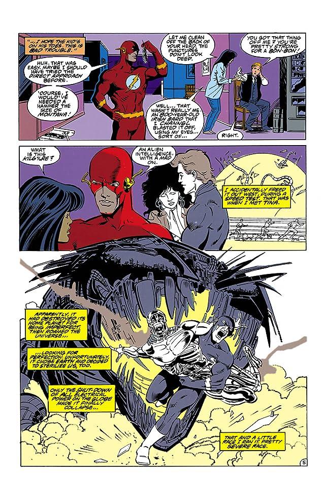 The Flash (1987-2009) #43