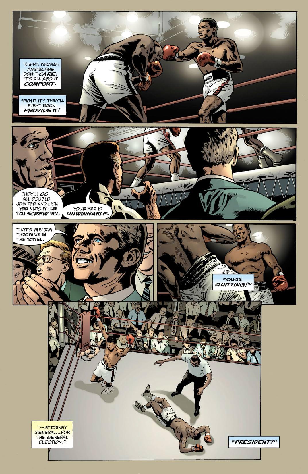 Before Watchmen: Comedian #2 (of 6)