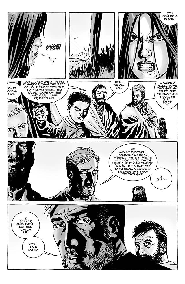 click for super-sized previews of The Walking Dead Vol. 2: Miles Behind Us