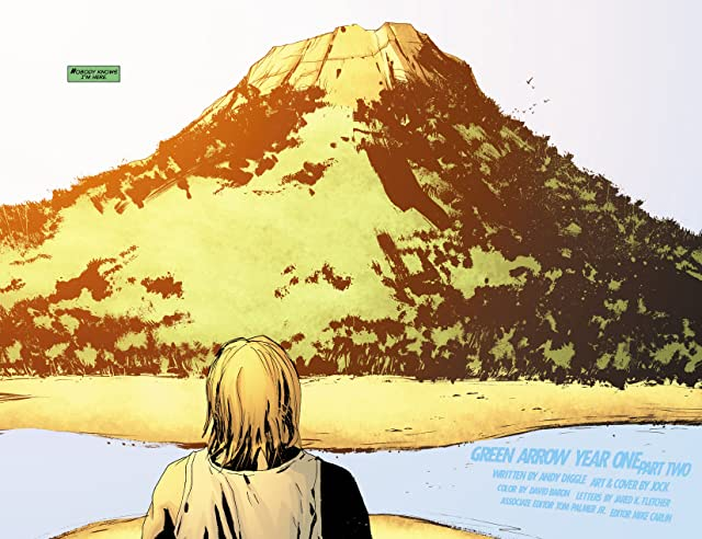 click for super-sized previews of Green Arrow: Year One #2