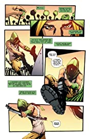 Green Arrow: Year One #3 (of 6)