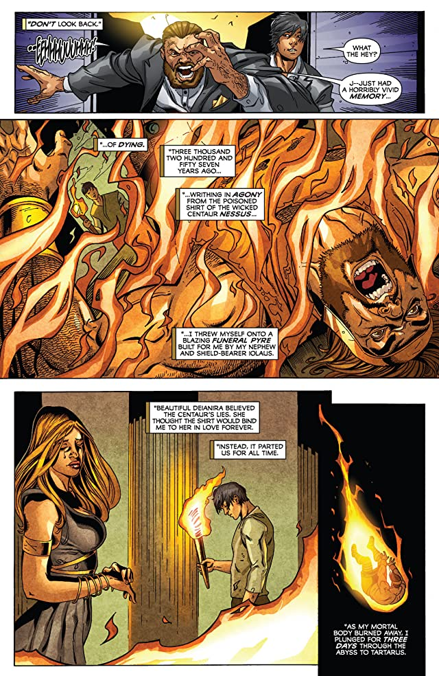 click for super-sized previews of Incredible Hercules #129