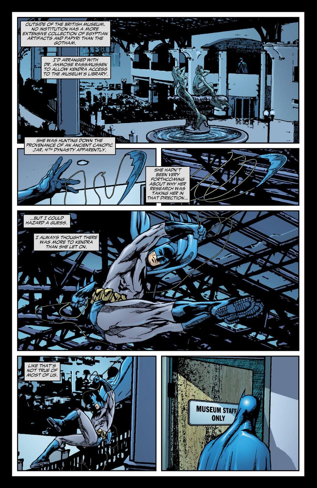 Hawkgirl (2006-2007) #63