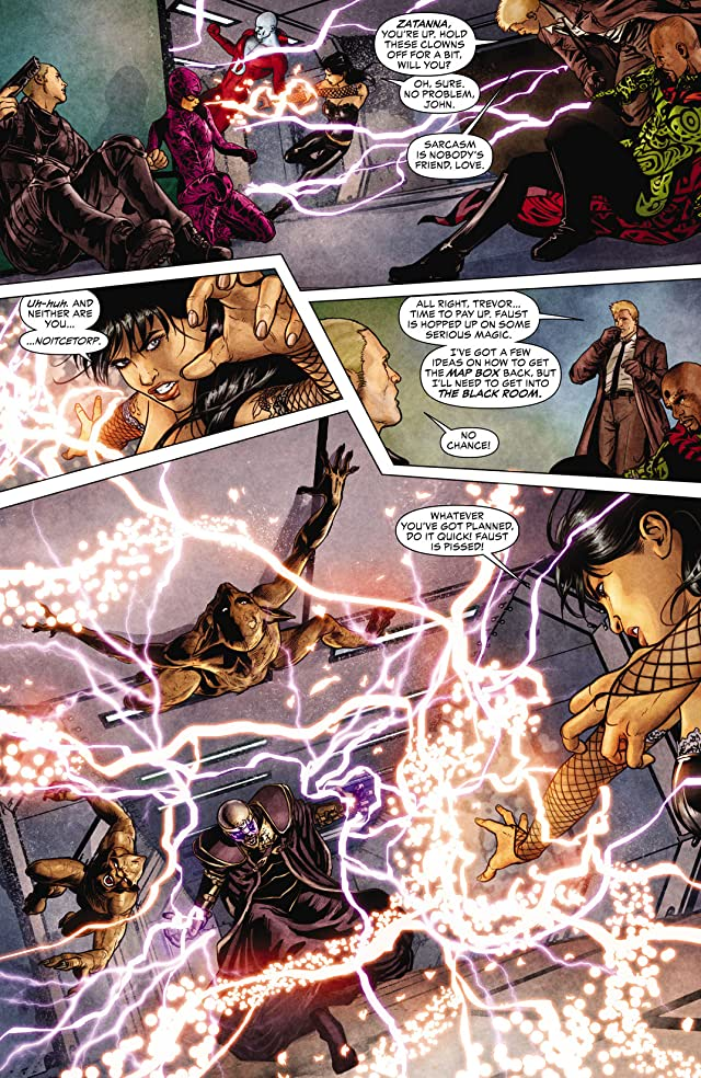 click for super-sized previews of Justice League Dark (2011-2015) #11