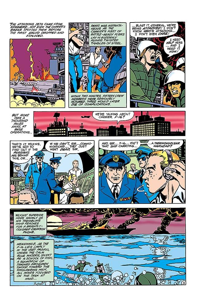 New Teen Titans (1980-1988) #10