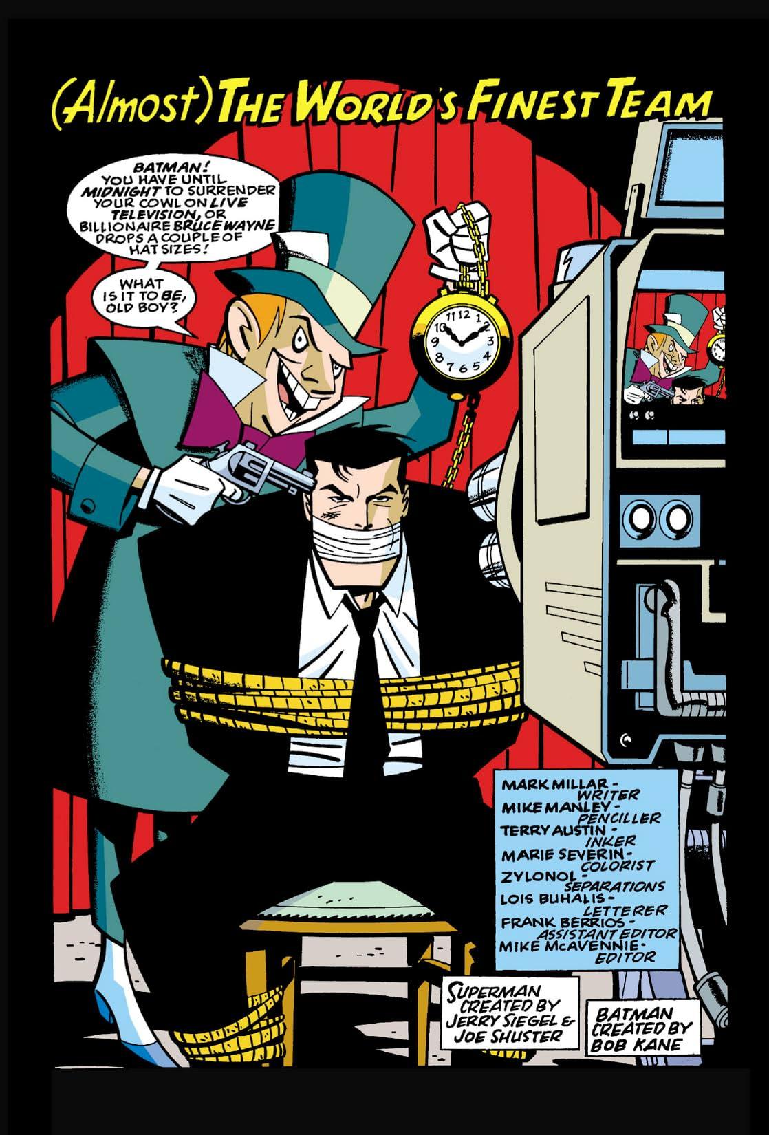 Superman Adventures (1996-2002) #25