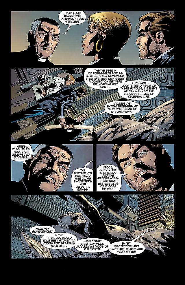 The Savage Hawkman (2011-2013) #11
