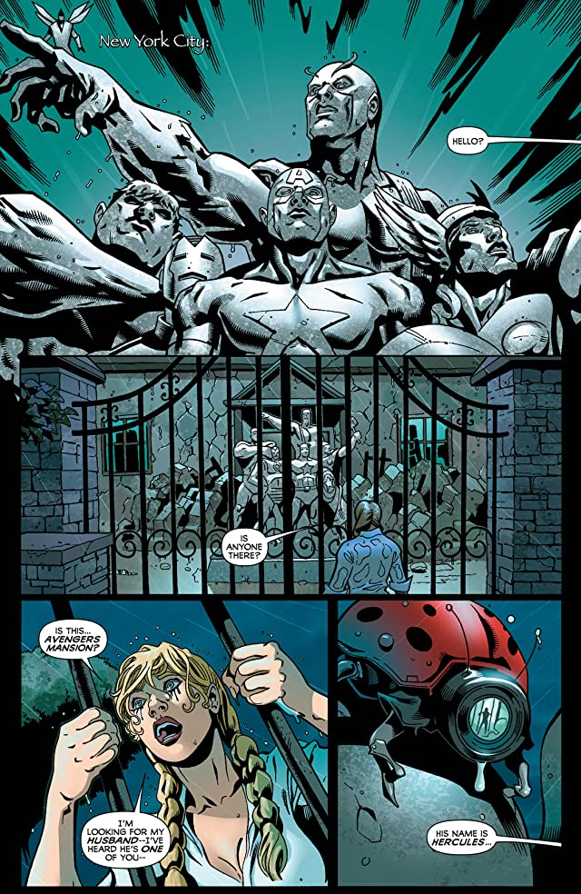 click for super-sized previews of Incredible Hercules #131