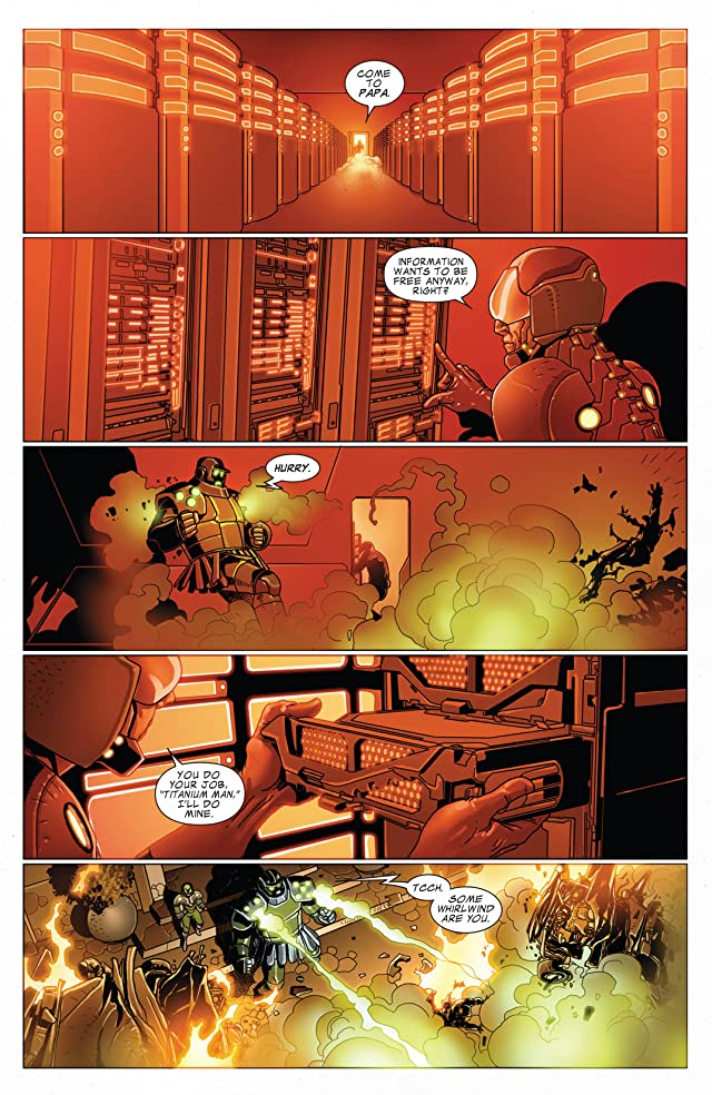 click for super-sized previews of Invincible Iron Man (2008-2012) #522